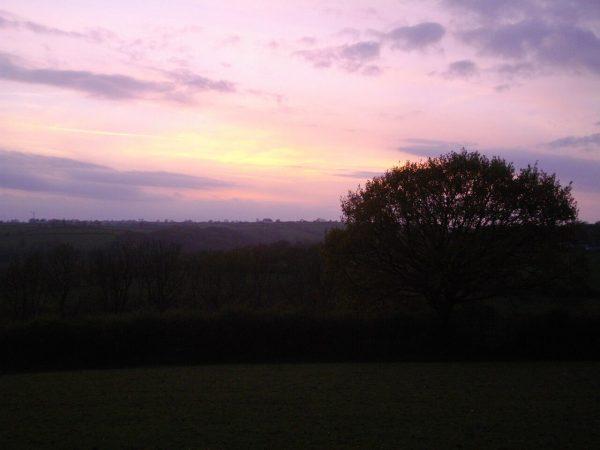 Sunset at Grey Alders