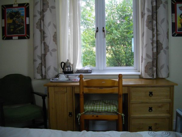 Writing Desk in Bedroom 2