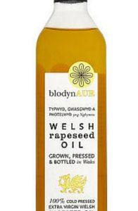 Blodyn Aur Welsh Rapeseed Oil