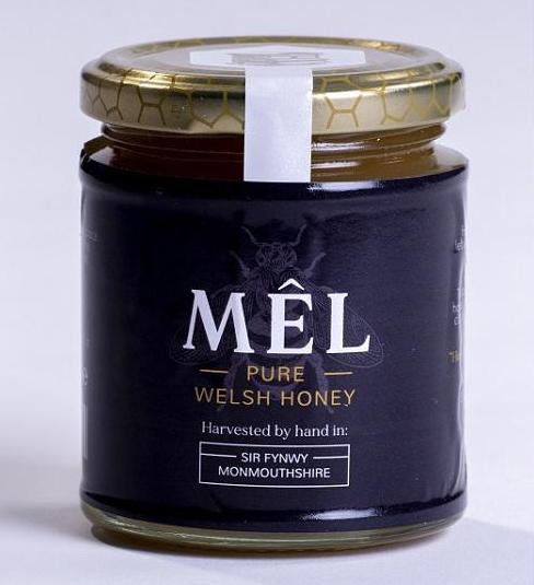 Pure Welsh Honey