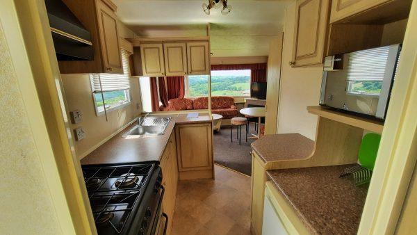 Contessa Kitchen & Living Room