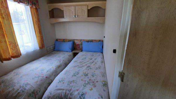 Contessa Twin Bedroom