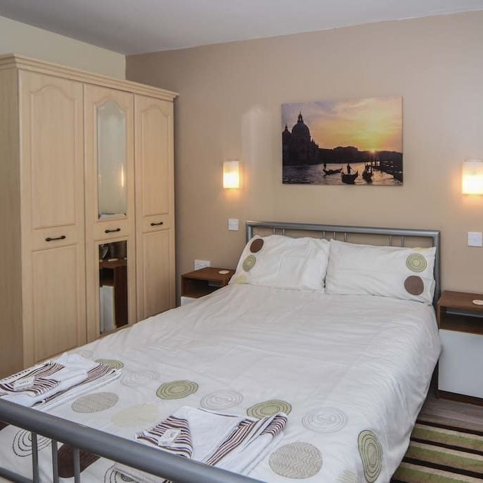 Double Bedroom in the Lodge